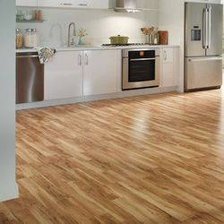 Classic Laminate Wooden Flooring