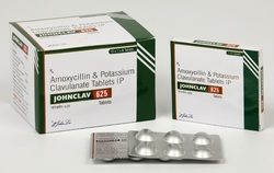 Amoxicillin Trihydrate 500 Mg Potassium Clavulanate 125 Mg 6 Tablets