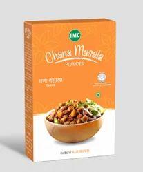 IMC Chana Masala Organic (100 Gm ), Packaging Type: Box