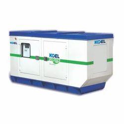 125 kVA Heavy Duty Diesel Generator
