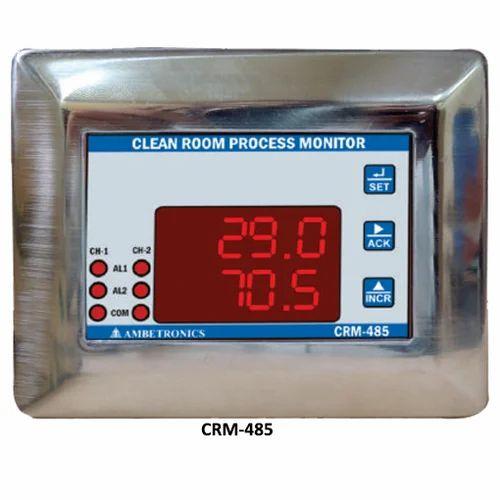 Ambetronics Clean Room Process Monitor