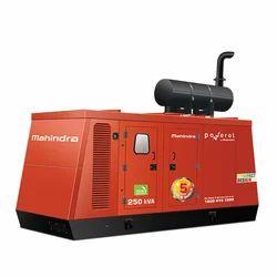 250KVA Mahindra Powerol Generator