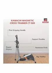 Silver Kamachi Eliptical Cross Trainer CT500 For Household