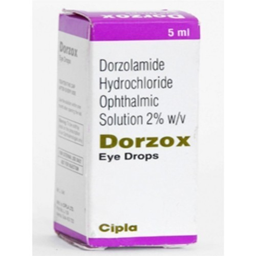 Cipla Dorzox Eye Drops, Glaucoma, Rs 1 /bottle Global Exports | ID:  17734145373