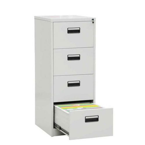 Metal Product Type File Cabinet Four Drawer Filing Cabinet No Of