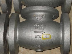globe valve casting