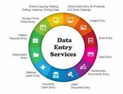 Data Entry Non Voice Process