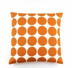 Linen Printed Cushion Cover