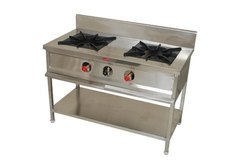 2 Burner Gas Range