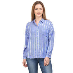 Stripes Shirt for Women