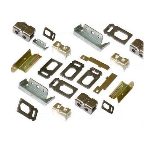 Stainless Steel Sheet Metal Pressed Components