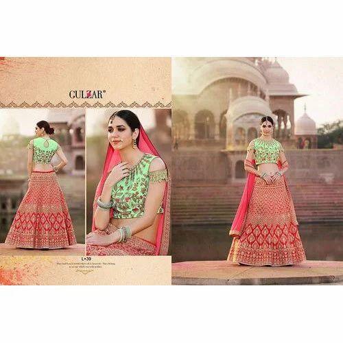bb80b447a8 Georgette Designer Lehenga Choli, Rs 4995 /piece, Jiyara Fashion ...