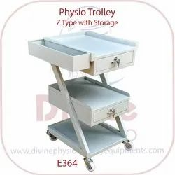 Height Adjustable Trolley