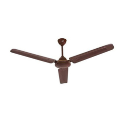 Single Phase 50 Hz Brown Orpat Ceiling Fan