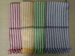 Plain Stripper Cotton Towel