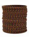 Multicolor Silk Thread Bangle