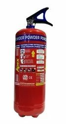 ABC Fire Extinguisher, Capacity: 6 kg