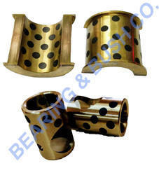 High Tensile Manganese Bronze Bushes