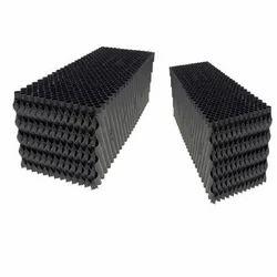Gray PVC Honeycomb Fills
