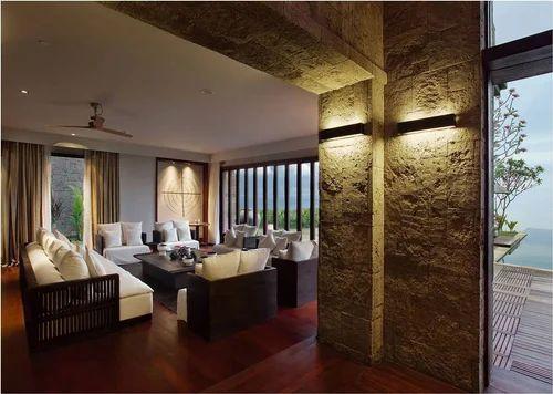 Villa Interior Design, विला इंटीरियर डिजाइन ...