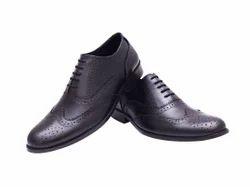 男士黑色正式鞋,大小:6至14