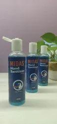 MIDAS Instant hand wash Sanitiser.