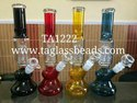 Cheech  and Chong Glass Beaker Smoking Pipe