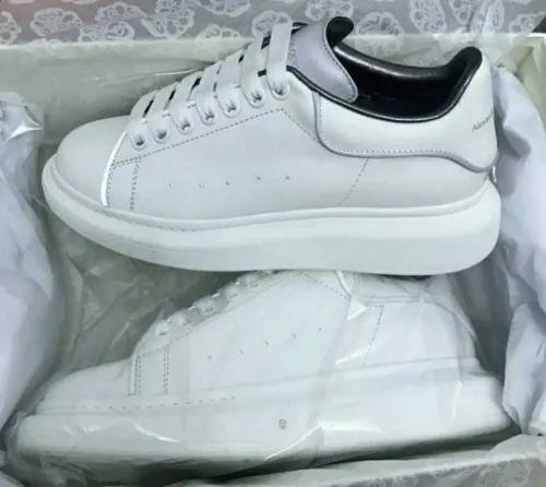 White Mix Alexander McQueen Sneakers