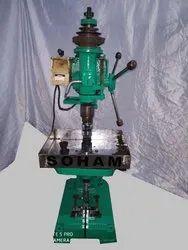 Single Cavity Sambrani Cup Making Machine