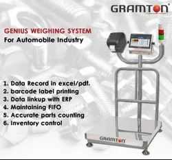 Weighing & Printing Scale