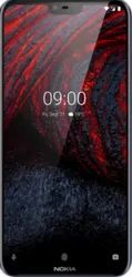 Nokia 6.1 Plus Mobile Phone, Weight: 151g
