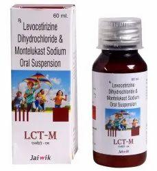 Levocetirizine 2.5 mg & Montelukast Sodium 4mg