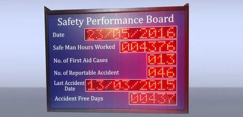 Performance Display Board Factory Display Board