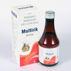Multirik Multivitamin Syrup