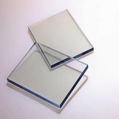 Grey Transparent Polycarbonate Sheet