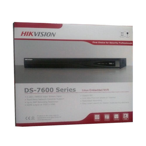 Hikvision Linux NVR System, DS-7600 Series | ID: 17790481988