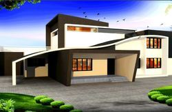 Residential Building Architectural Design