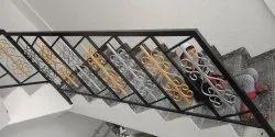 Black Mild Steel Staircase