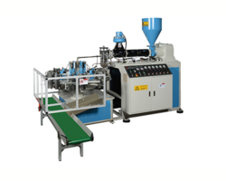 Pneumatic Blow Moulding Machine
