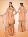 Exclusive Sharara suit