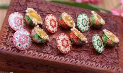 Meena Jhumki Earring