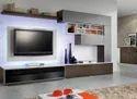 Modern Living Room Interior Decoration Service