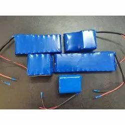 Estinno Custom Lithium Ion Battery Pack, Battery Capacity: 2ah-22ah, Voltage: 3.7v-37v