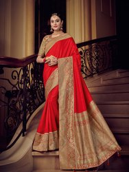 Pr Fashion Launched Beautiful Designer Wedding Wear Saree