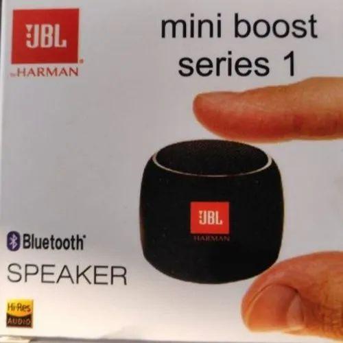Jbl Mini Boost Bluetooth Speaker