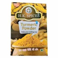 Polished Salem HK Spices Turmeric Powder