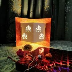 Cone Handmade LED Lamp for Decoration