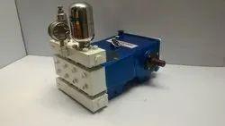 Hydro Testing High Pressure Triplex Plunger Pump