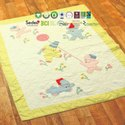 Soft organic baby Quilts