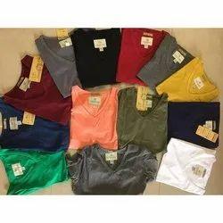 Cotton Round Mens Formal T Shirt, Packaging Type: Packet, Hand Wash, Machine Wash